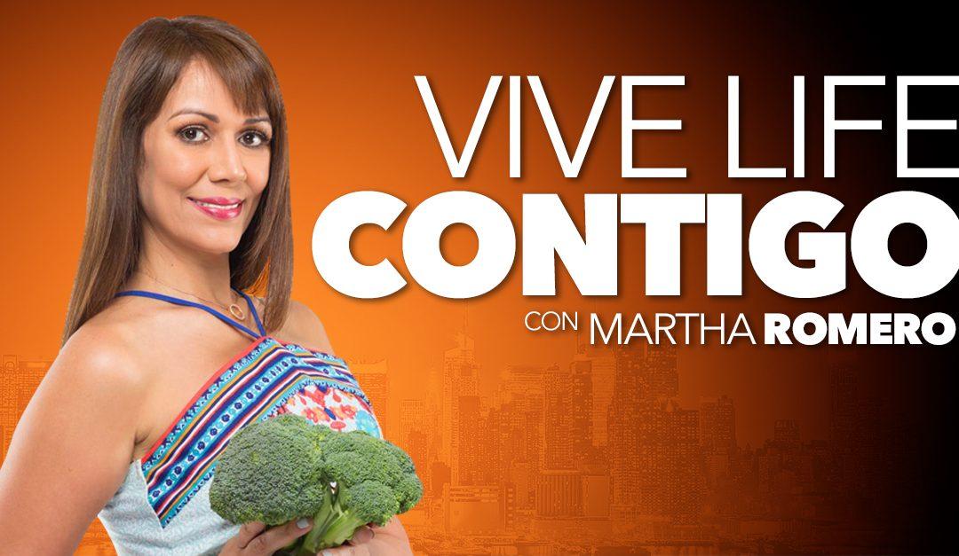 Vive Life Contigo – Martha Romero