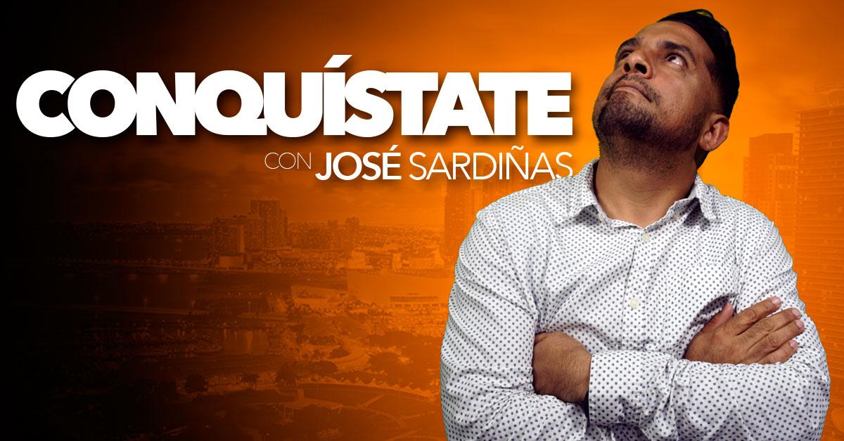 Conquístate – José Sardiñas
