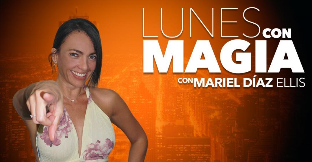 Mariel Díaz – Lunes con Magia