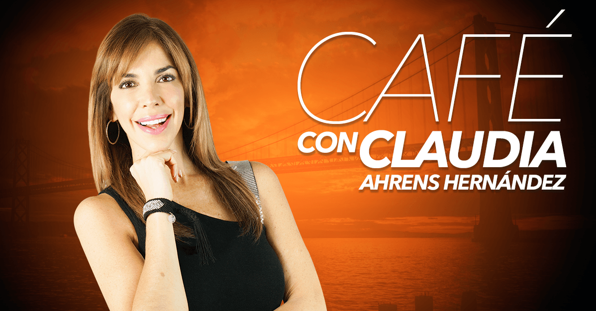 Café con Claudia – Claudia Ahrens Hernández